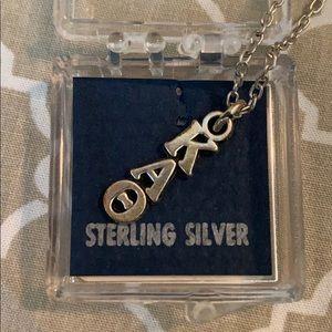 Kappa Alpha Theta Necklace